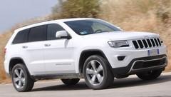 Essai Jeep Grand Cherokee : look hors normes et prestations standard