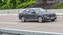 Mercedes Classe C débusquée