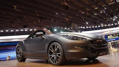 Peugeot RCZ R : 260 chevaux au Festival of Speed de Goodwood