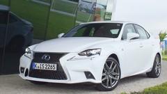 Essai Lexus IS 300h : le diesel aux oubliettes