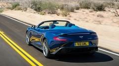 Aston Martin Vanquish Volante 2013 : La super GT anglaise se découvre