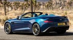 Aston Martin Vanquish : place à la Volante