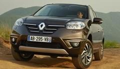 Le Renault Koleos change encore de face !