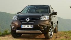 Renault Koleos restylage 2013 : Retour sur la table d'opération