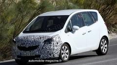 Restylage Opel Meriva : Dernier round en solo