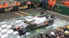 24 h du Mans : 12ème victoire pour Audi, la 9ème pour Kristensen