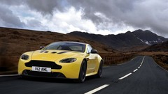 Aston Martin Vantage S : power, beauty and soul