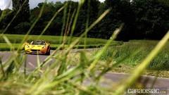 Lotus Elise S au quotidien : jour 5, la départementale, son vrai territoire
