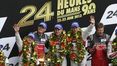 24H du Mans 2013 : Audi est toujours au dessus (mais pas autant qu'avant)