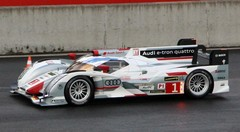 24 Heures du Mans : 12e victoire pour Audi et 9e succès du roi Kristensen