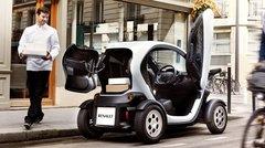 Le Renault Twizy Cargo s'invente une vocation de livreur