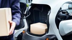 Renault Twizy : place à la version Cargo