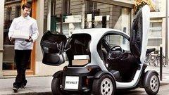 Renault Twizy : après la bobo, voilà la Cargo