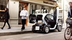 Renault Twizy Cargo : rêve de coursier