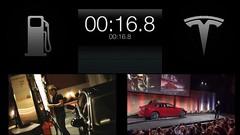 Tesla : un changement de batteries en 90 secondes