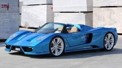 Nouvelle Montecarlo Automobile Rascasse: limitée à 15 exemplaires