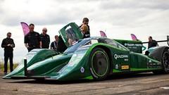 Record du monde : Drayson pointe à 328,6 km/h en électrique !
