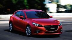 Nouvelle Mazda 3 : Réaction rapide