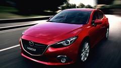 Mazda dévoile sa nouvelle 3 !