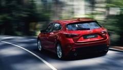 La Nouvelle Mazda 3 à l'assut de l'Europe
