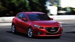 Nouvelle Mazda 3 2013 : Les premières photos officielles de la compacte «en mouvement»