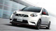 Nissan March (Micra) Nismo 2013 : livrée sport pour la citadine