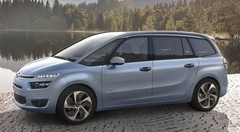 Citroën C4 Grand Picasso : Plus costaud, le grand frère !