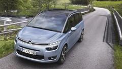Citroën Grand C4 Picasso - Il se démarque de son petit frère