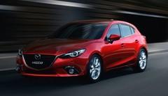 La Nouvelle Mazda 3 à l'assaut de l'Europe