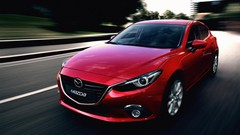 Mazda3 : entrée en Connexion