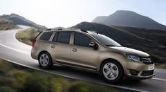Dacia Logan MCV 2013 : tous les tarifs
