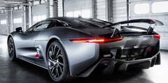 Jaguar C-X75, de quoi avoir des regrets