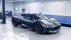 Jaguar dévoile la C-X75 de série… qu'il ne vendra pas