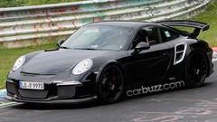 Porsche 911 GT2 (2014) : surprise sur le Nürburgring