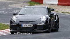 Future Porsche 911 GT3 RS ou GT2 : Le doute est permis