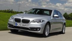 Essai BMW Série 5 (2013) : Objectif grammes