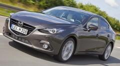 Après la compacte, la Mazda 3 berline en avance !