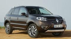 Renault Koleos restylé : les tarifs