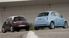 Fiat 500 1.2 contre Opel Adam 1.4 : noblesse de ville