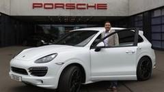 Porsche Cayenne : Le cap du demi-million d'exemplaires pour le SUX sportif allemand