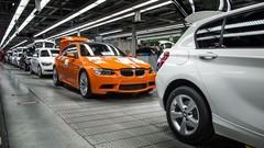 BMW produit la dernière M3 Coupé