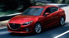 Le plein de photos officielles pour la nouvelle Mazda 3 berline