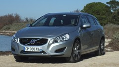 Essai Volvo V60 Plug-in Hybrid : technopile
