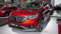 Honda CR-V : nouveau moteur 1.6 i-DTEC