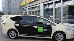 Les taxis Prius récompensés à Munich