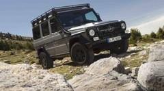 Le Mercedes Classe G pour l'armée suisse