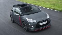 Citroën DS3 Cabrio Racing : les chevrons se lâchent à Goodwood