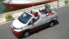 Nissan Evalia C: le cabrio 7 places…