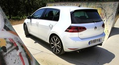 Essai Volkswagen Golf GTI 7 : Grand-mère est une rockstar