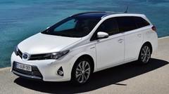 Les prix de la Toyota Auris Touring Sports